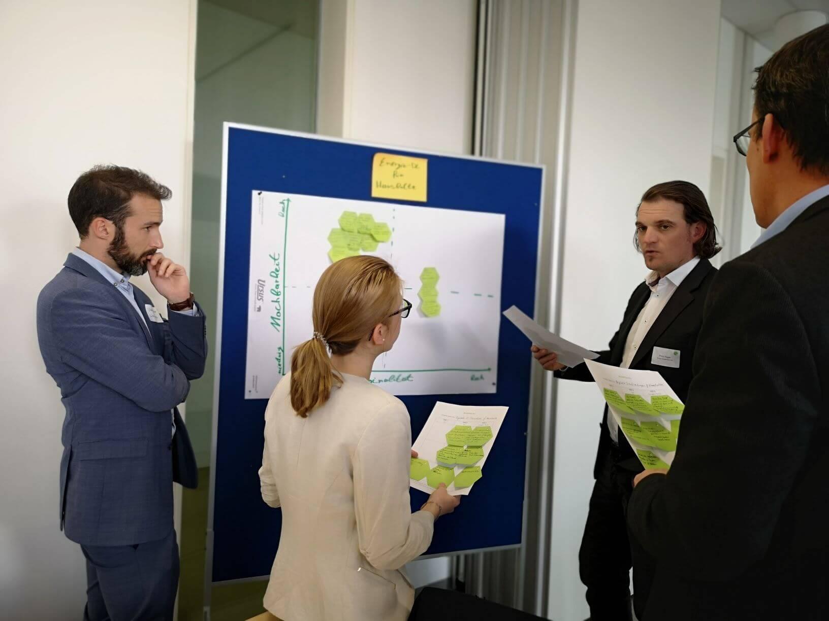 Open Innovation Themenfeldworkshops