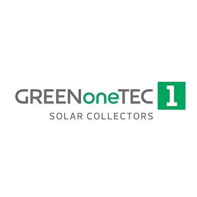 GREEN one TEC 1 – solar collectors