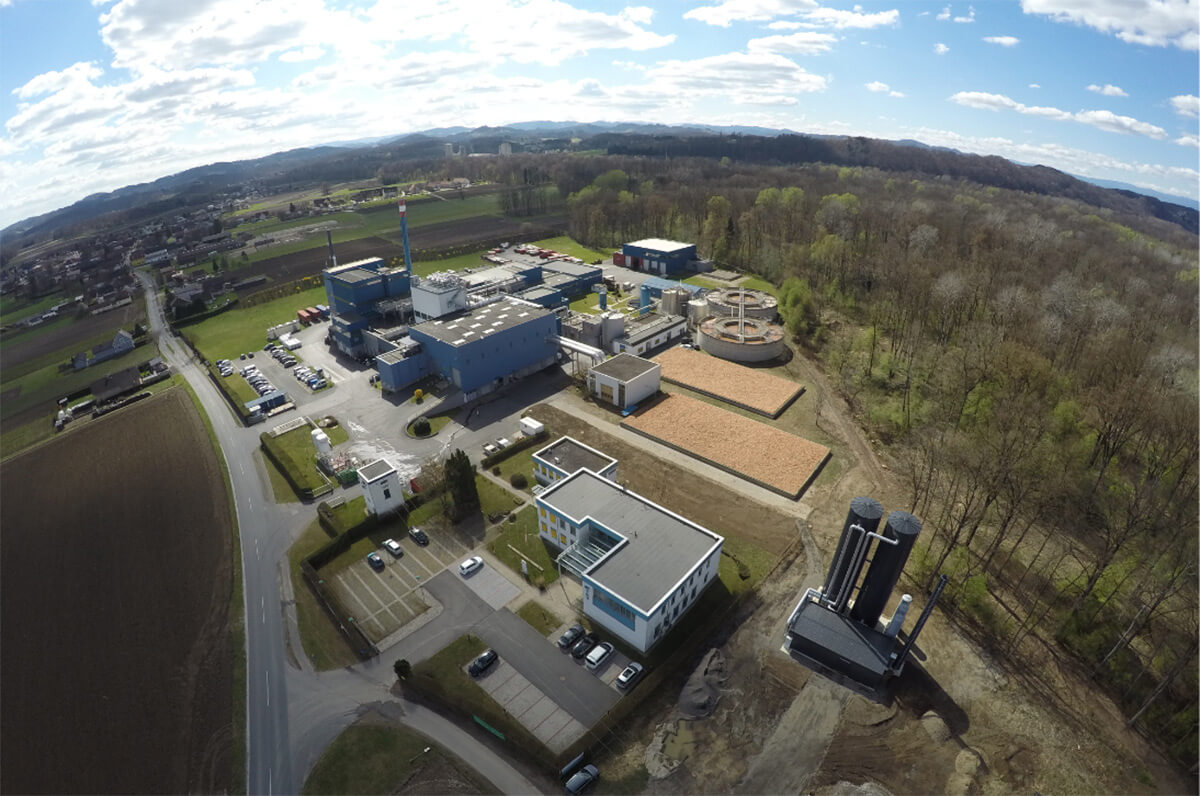 Green Energy Lab Projekt 100% Renewable Disctrict Heating Leibnitz