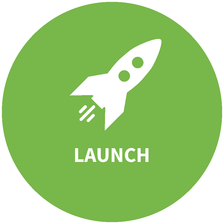 DEMONSTRATE & LAUNCH