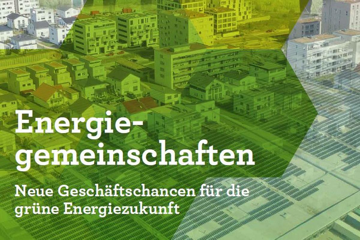Tech Radar zum Thema: Energiegemeinschaften als neue Akteure