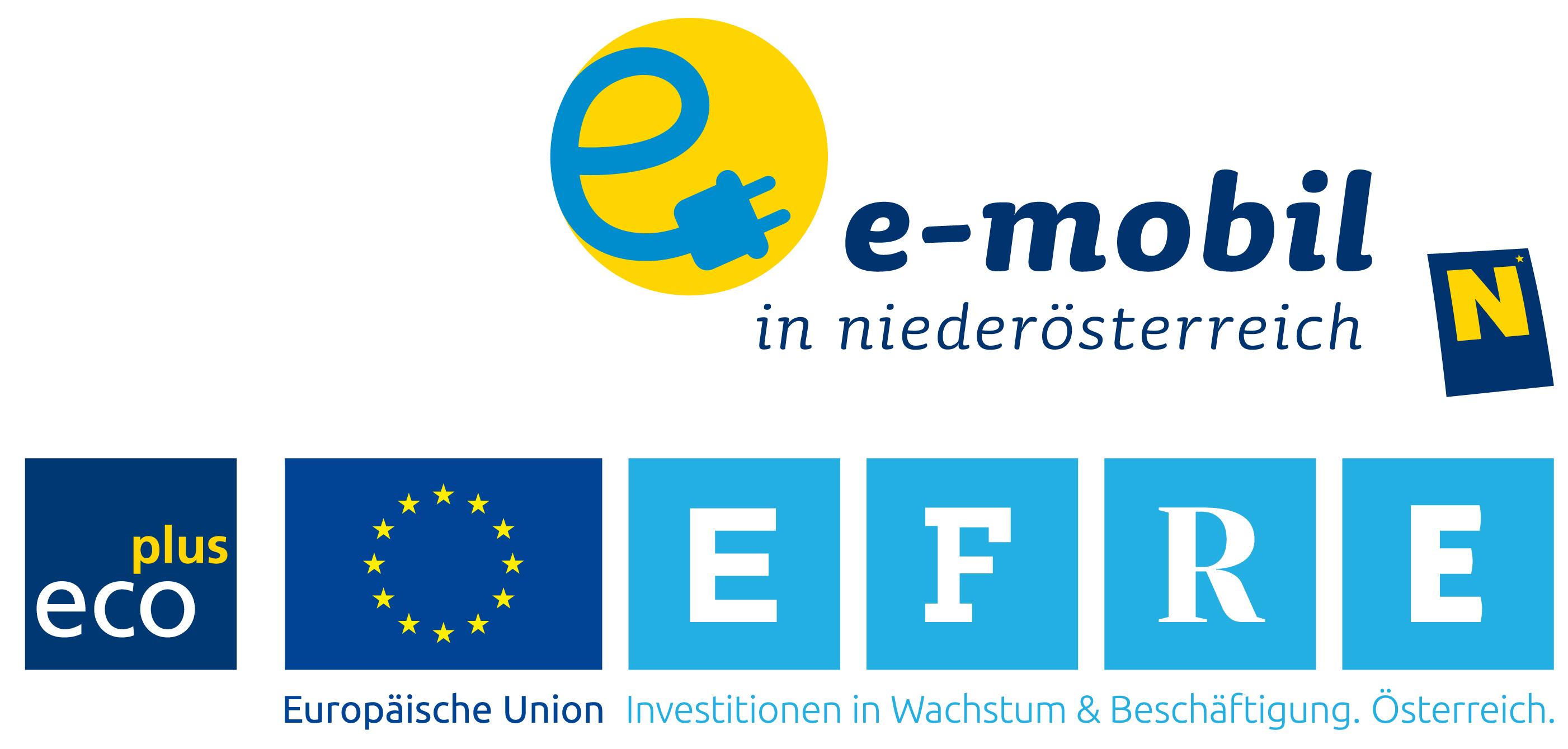 e-mobil in Niederösterreich