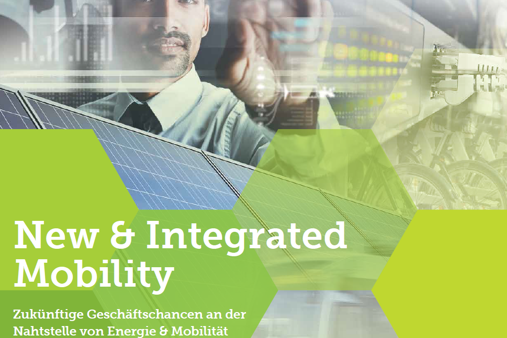 Tech Radar zum Thema New and Integrated Mobility